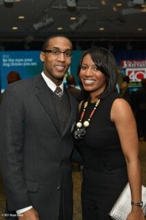 Pictured Here: Rusdyn Lindsey & Tyrha M. Lindsey-Warren