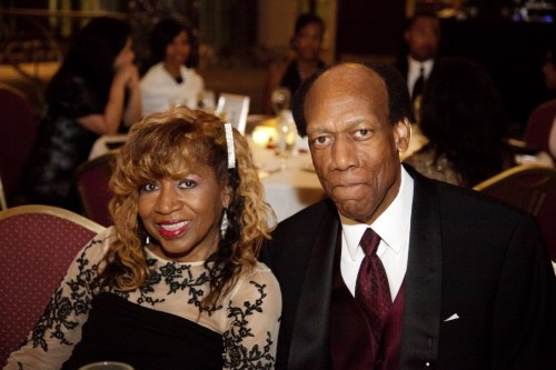 Pictured Here: Founders, William & Gloria Lindsey
